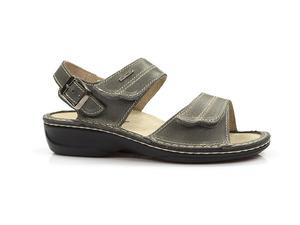 Buty damskie zdrowotne sandały OrtoMed 3728