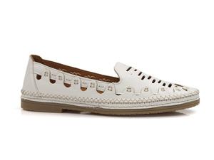 Buty damskie półbuty damskie wsuwane Verano 12041