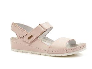 Buty damskie sandały soft Lemar 50052
