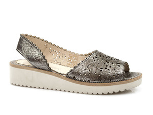 Buty damskie ażurowe sandały Venezia 00418791
