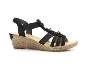 Buty damskie sandały Rieker 62461-00