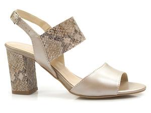 Buty damskie eleganckie sandały Gamis 3390
