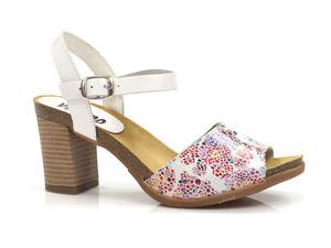 Buty damskie sandały na obcasie Verano 3454
