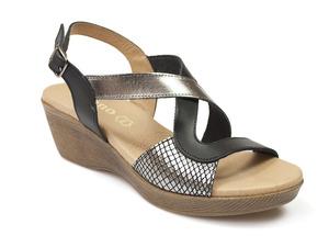Buty damskie sandały Verano 5412