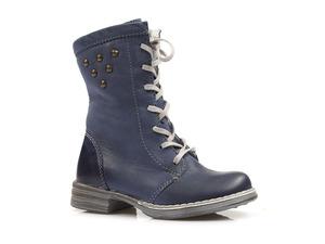 Buty damskie kozaczki dziewczęce Mido Noster 388