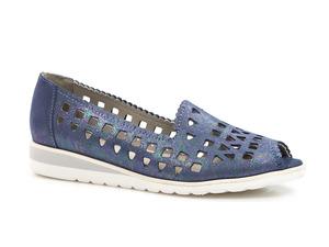 Buty damskie ażurowe lordsy sandały Dolce Pietro 2202