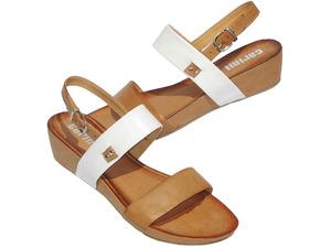 Buty damskie sandały Carinii b2165