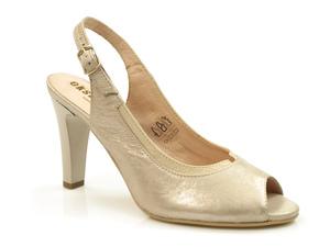 Buty damskie odkryte czółenka Eksbut 4551