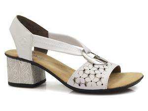 Buty damskie sandały Rieker 64677-80