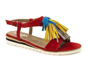 Buty damskie sandały ANN MEX 8052