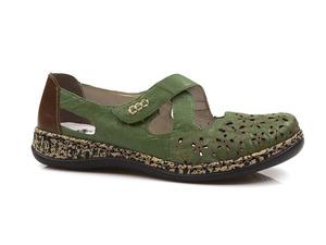 Buty damskie sandały Rieker 463H4