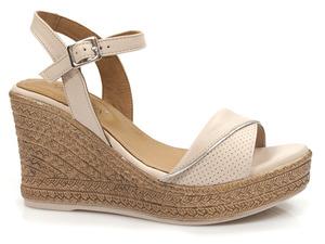 Buty damskie sandały espadryle Venezia 0301430731
