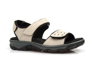 Buty damskie sandały damskie sportowe Rieker 68860-60