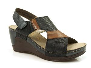 Buty damskie sandały Rieker 68054
