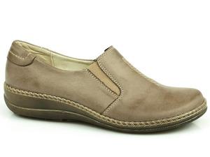Buty damskie wsuwane półbuty Helios 620