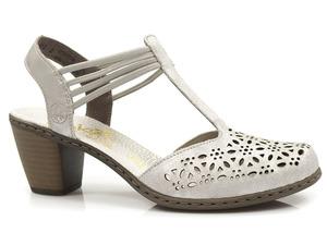 Buty damskie sandały Rieker 40969-91