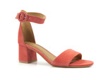 sandały Maciejka 04141 - kolor: róż