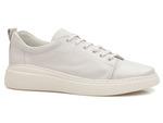 półbuty sneakersy Dolce Pietro 4090 - kolor: biały
