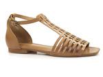 sandały rzymianki Maciejka 05169 - kolor: rudy