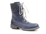 kozaczki dziewczęce Mido Noster 488 - kolor: niebieski