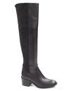 kozaki muszkieterki Bravo Moda 2262 - kolor: czarny