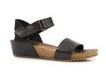 sandały Lemar 40143 - kolor: czarny lico