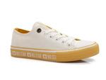 trampki  damskie Big Star FF274234 /FF274240 - kolor: biały