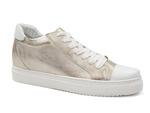 półbuty sneakersy Badura 6338 - kolor: złoty