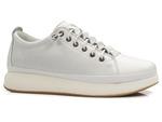 półbuty sneakersy Venezia 4007000 - kolor: white