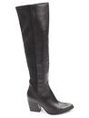 kozaki muszkieterki Bravo Moda 2202 - kolor: czarny