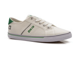 trampki damskie Big Star DD274893 - kolor: biały zielony
