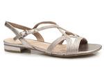 sandały Marco Tozzi 28185-26 - kolor: rose metallic