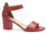 sandały Marco Tozzi 28309-24 - kolor: czerwony