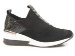 półbuty sneakersy Filippo DP1689 - kolor: czarny