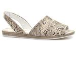 sandały espadryle Lemar 40062 - kolor: paris beż