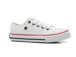 trampki dziecięce Big Star FF374200, FF374201,FF374202, FF374206 - kolor: biały