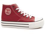 trampki damskie Big Star GG274012; GG274013; GG274014 - kolor: czerwony