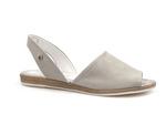 sandały Lemar 40062 - kolor: szary zamsz