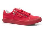 trampki damskie Big Star AA274513/AA274514 - kolor: czerwony