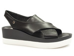 sandały Lemar 40256 - kolor: czarny