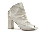 odkryte botki Badura 7791 sandały Ola - kolor: przecierane złoto