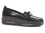 półbuty Ravini 195.510-T - kolor: czarny