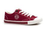 trampki  damskie Big Star FF274226 /FF274227 - kolor: czerwony