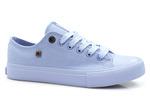 trampki damskie Big Star AA274009/AA274010/ AA274012/ AA274029 /AA274028 - kolor: niebieski