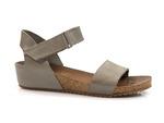 sandały Lemar 40143 - kolor: szary lico