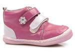 półbuty dziewczęce Mido Noster 245/A - kolor: róż