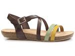 sandały damskie Yokono IBIZA 110 - kolor: multicolor