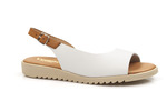 sandały Verano 1205 - kolor: biały