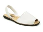 sandały gladiatorki Verano 201, 202 - kolor: blanco-biały