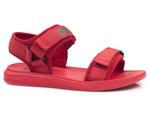 sandały damskie Big Star HH274A027/HH274A024 - kolor: czerwony